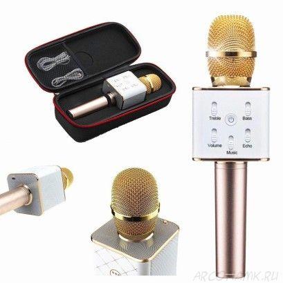 Беспроводной караоке микрофон MicGeek Q9