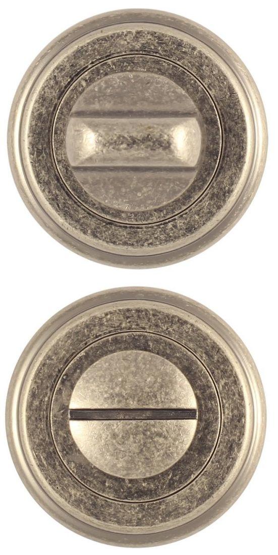 Фиксатор сантехнический BK03AS-состаренная серебро