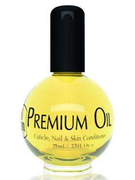 Inm Масло для кутикулы Premium Oil Аромат Миндаля