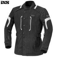 Куртка текстильная IXS Savona, Черно-белая