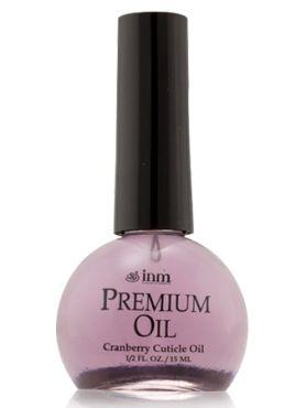 Inm Масло для кутикулы Premium Oil Клюква