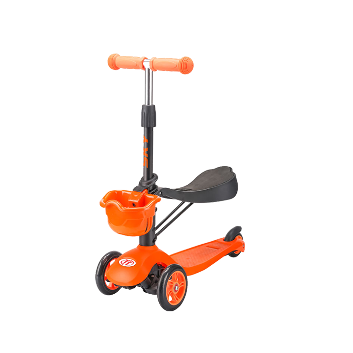 Самокат-беговел ТТ Sky Scooter NEW 2017