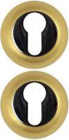 Накладка под цилиндр ETC-матовое золота