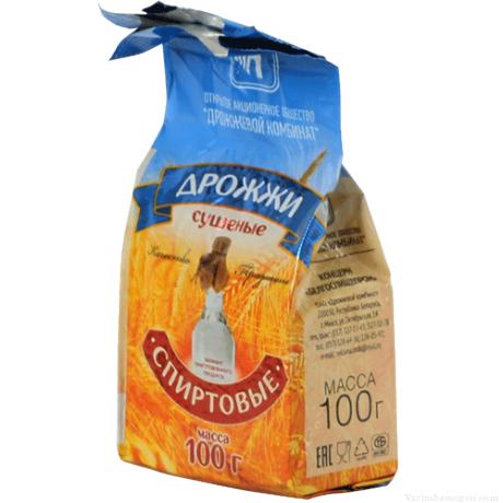 Спиртовые Сушеные Дрожжи Белорусские