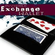 Кошелёк для подмены Invisible Exchange Wallet Leather