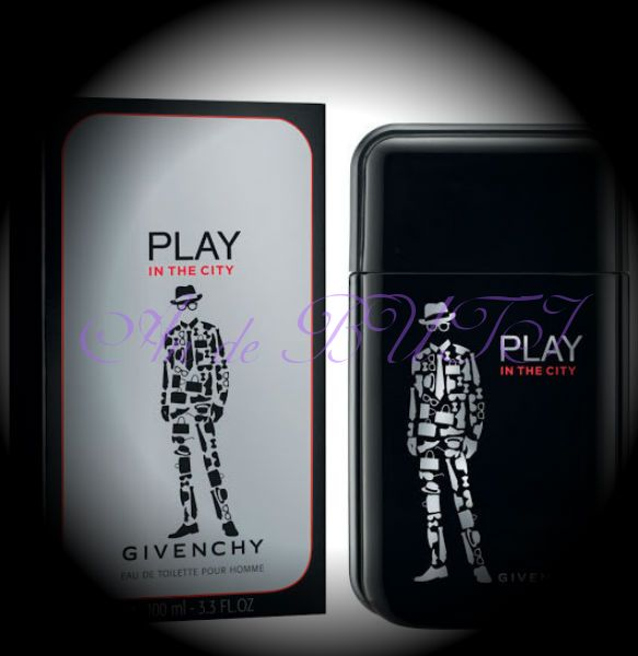Givenchy Play In The City For Him 100 ml edt