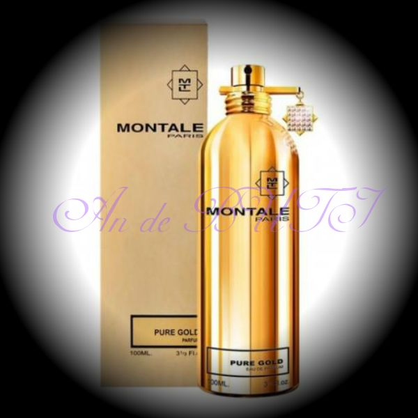 Montale Pure Gold 100 ml edp
