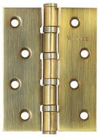 Петля универсальная врезная 4BB-AB 100.75.2.5 бронза