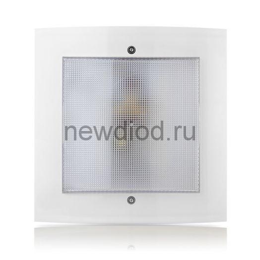 """Домовой светильник """"Интеллект-ЖКХ"""" IP54  12Вт Белый"""