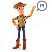 говорящая игрушка кукла шериф Вуди (Talking Woody Toy Story)