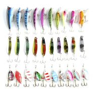 Набор рыболовных приманок Easy Fishing 30 шт