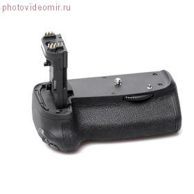 Многофункциональная аккумуляторная рукоятка Phottix BG-70D для Canon 70D, 80D (Батарейный блок BG-E14)