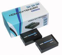 Удлинитель HDMI до 60 метров (1080P, 3D, HDMI ver 1.4a, UTP cat 5e/6)