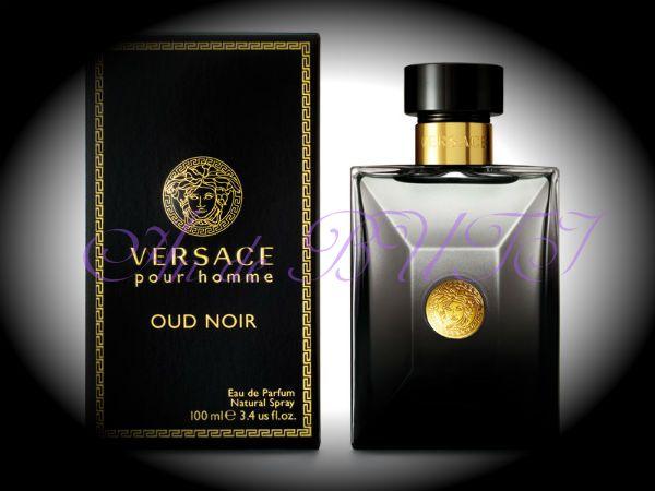 Versace Pour Homme Oud Noir 100 ml edp