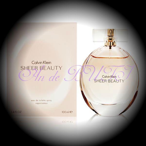 Calvin Klein Sheer Beauty 100 ml edt