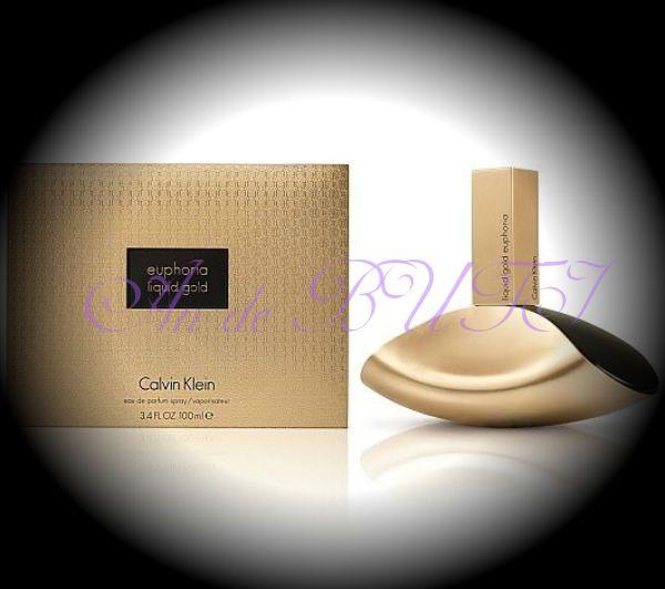 Calvin Klein Euphoria Liquid Gold Women 100 ml edp