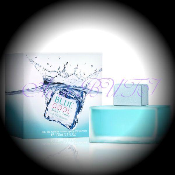 Antonio Banderas Blue Cool Seduction for Women 100 ml edt