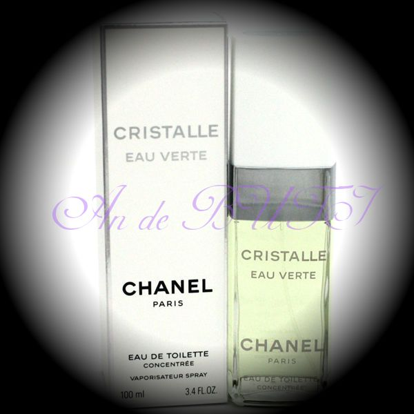 Chanel Cristalle Eau Verte 100 ml edt
