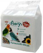 FIORY Корм для средних попугаев Parrocchetti African (3,2 кг)