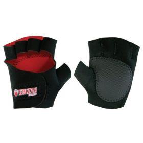 Перчатки Grizzly 8732-04 Черно-красные