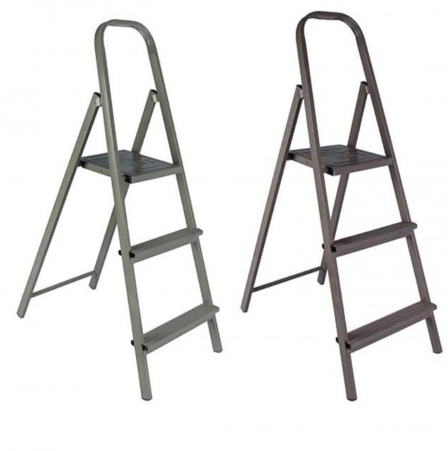 Лестница -стремянка 3 ст. мет. СМ3