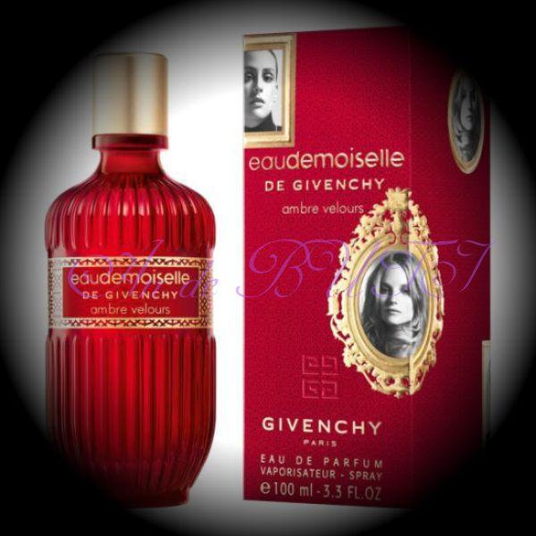 Givenchy Eaudemoiselle de Givenchy Ambre Velours 100 ml edp