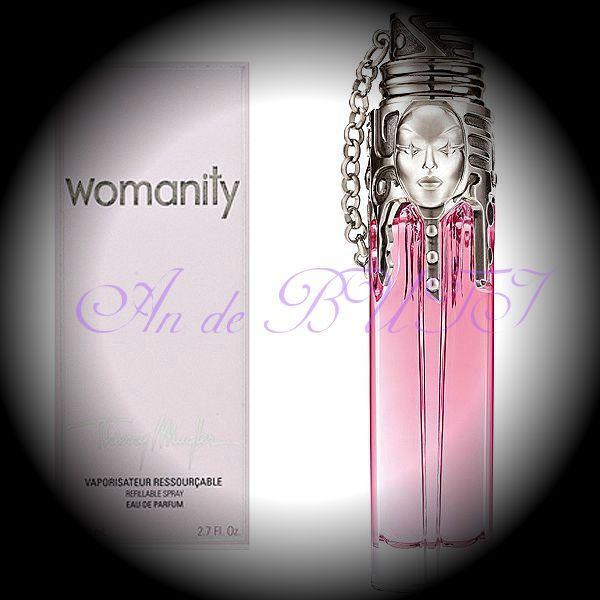 Thierry Mugler Womanity 80 ml edp