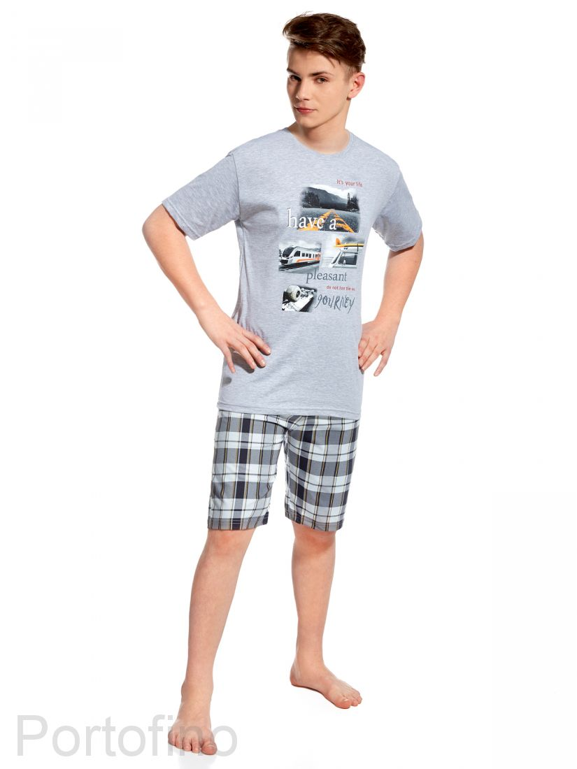551-20 Детская пижама Cornette