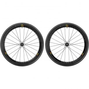 Mavic XA Pro Carbon Wheelset 2017 boost