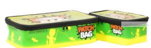 Комплект сумок для снастей Yoshi Onyx Patch Bag (1x - 35х23х10, 1x - 25x16x10), желто-зеленый