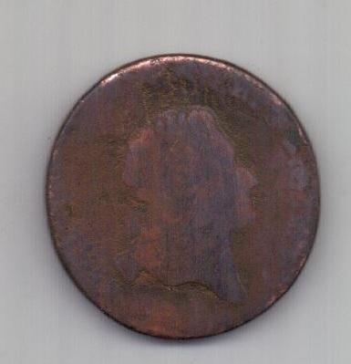 3 гроша 1767 г. Литва. Польша.