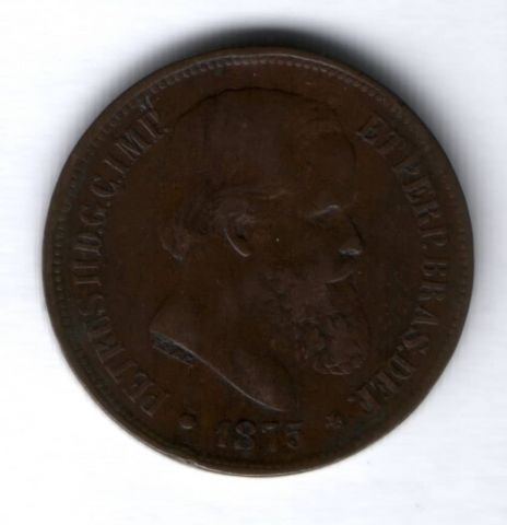 40 рейс 1875 г. Бразилия
