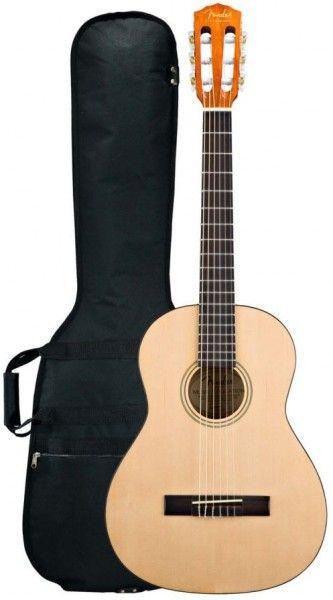 FENDER ESC105 Гитара классическая