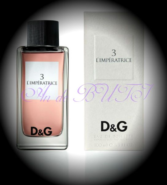 Dolce & Gabbana 3 L'Imperatrice 100 ml edt