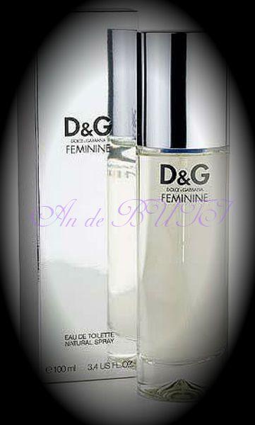 Dolce & Gabbana D & G Feminine 100 ml edt