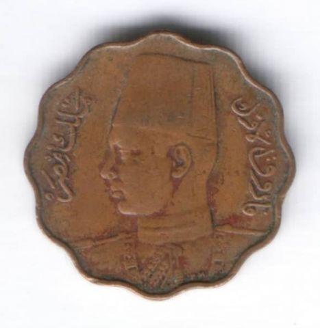 5 милльем 1938 г. Египет