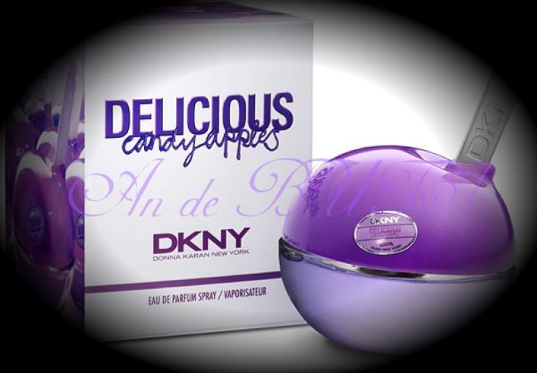 Donna Karan DKNY Delicious Candy Apples Juicy Berry 100 ml edp