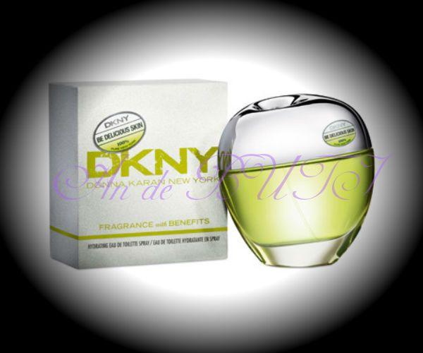Donna Karan DKNY Be Delicious Skin Hydrating Eau de Toilette 100 ml edt