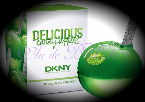 Donna Karan DKNY Delicious Candy Apples Sweet Caramel 100 ml edp