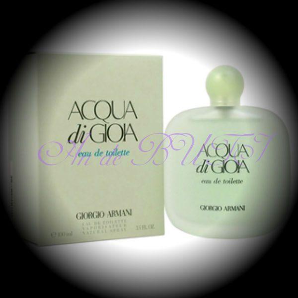 Giorgio Armani Acqua di Gioia Eau de Toilette 100 ml edt