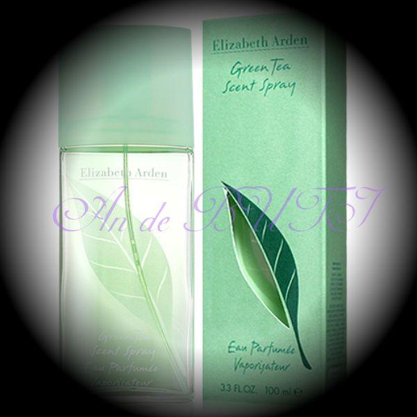 Elizabeth Arden Green Tea 100 ml edp
