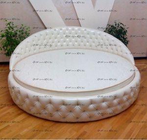 Кровать круглая Амстердам 1001.МО б/о