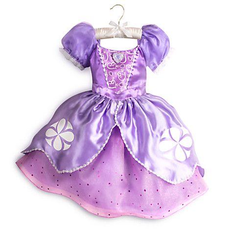 068f1c17cc099c8 Костюм платье Принцессы Софии Дисней