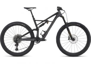 Specialized S-Works Enduro FSR Carbon 29 2017 BLACK
