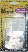Тормозные колодки VD 432/2JL