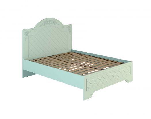 Кровать 2-х спальная без ламелей СО-1