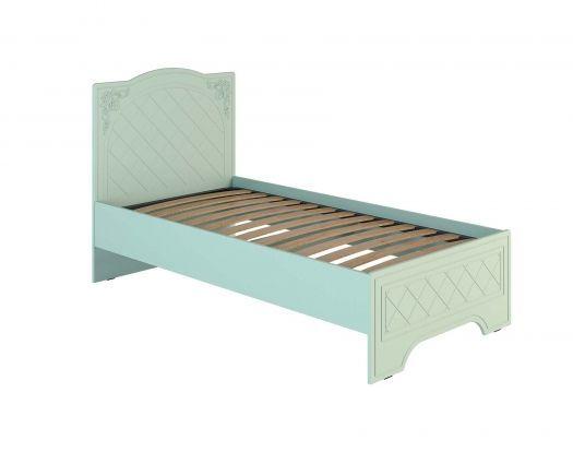 Кровать 1 спальная без ламелей СО-2
