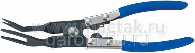 Щипцы для снятия пластикового крепежа 230 мм KING TONY 9TC101