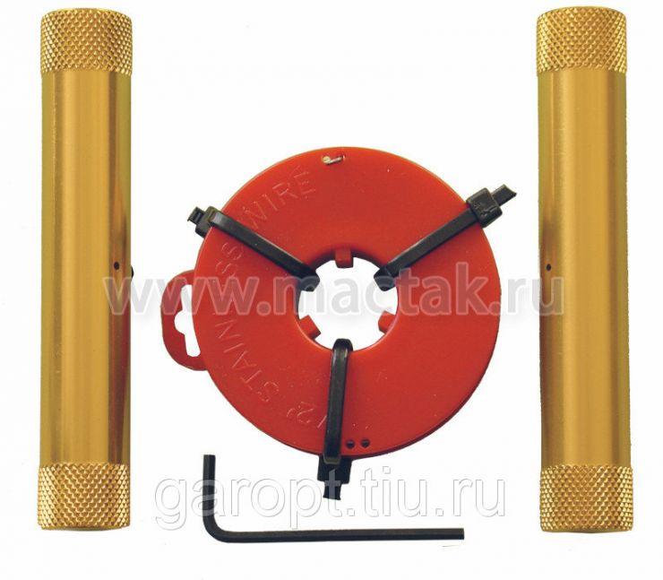 Набор для срезания уплотнителя стекол, 3 предмета МАСТАК 107-03003