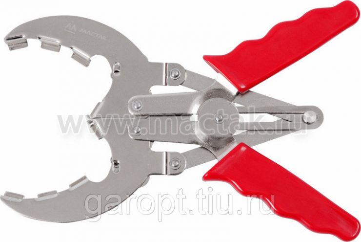Щипцы для поршневых колец, 50-100 мм МАСТАК 103-01100